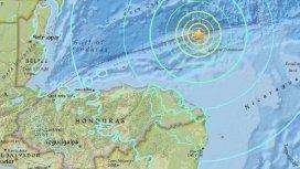Epicentro del sismo