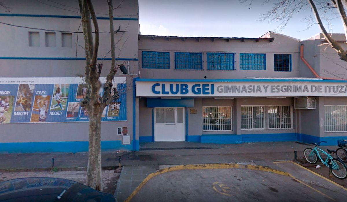 Robaron $2 millones al club Gimnasia y Esgrima de Ituzaingo