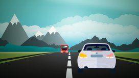 El peligroso guiño que hacemos en la ruta y puede ocasionar una catástrofe
