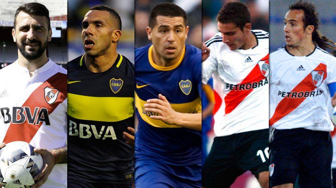 Éstas son las 10 compras más caras de la historia del fútbol argentino