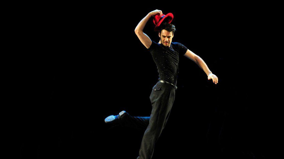 Iñaki Urlezaga estaba al frente de Danza por la Inclusión