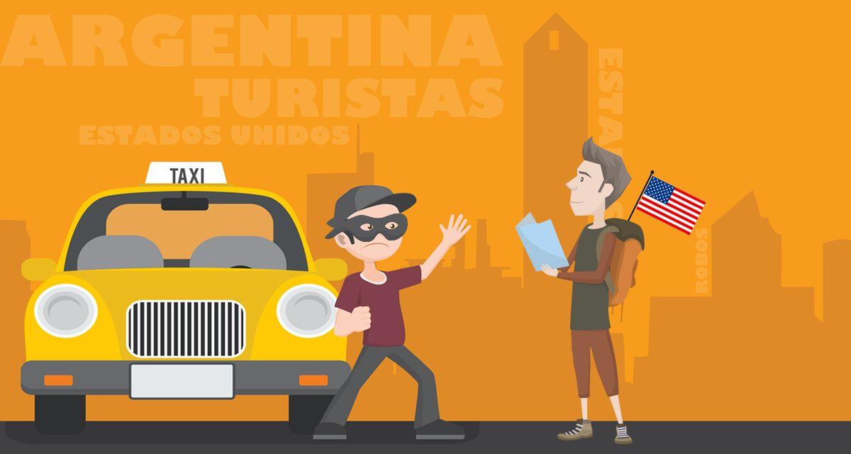 La guía para los turistas en la Argentina