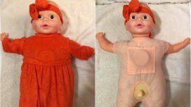 Hubo denuncias por la venta de estas muñecas