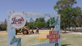 Llega Lanús Playa con múltiples actividades para vivir el verano