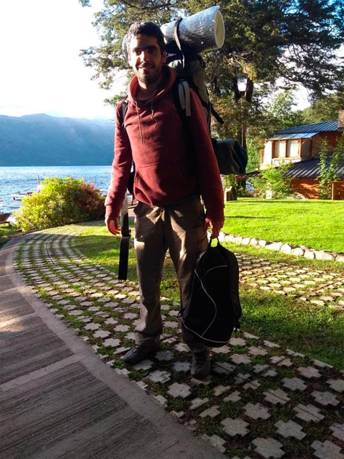 Bariloche: buscan a un joven de 28 años que fue al cerro Tronador y no volvió