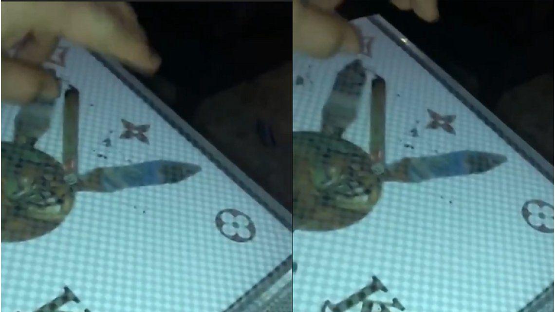 ¿McGregor fuma marihuana?: los fans descubrieron un cigarrillo sospechoso en una foto