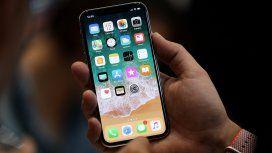Llegó el iPhone X a la Argentina