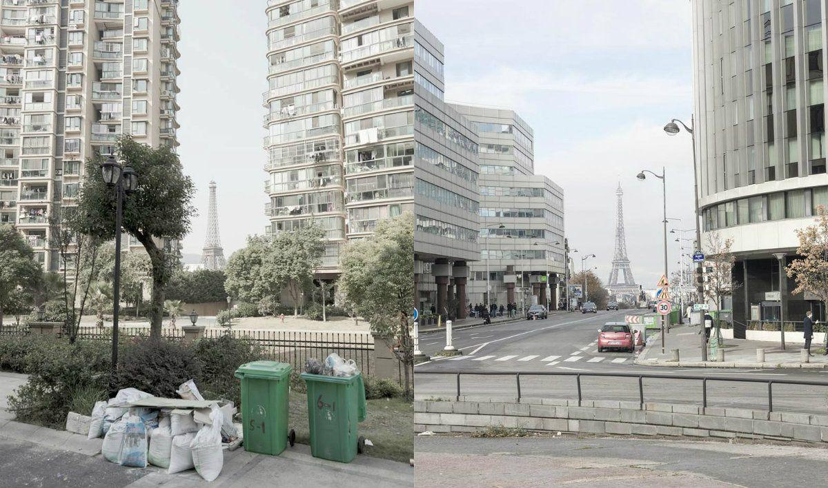 ¿Tianducheng es una réplica perfecta de París?