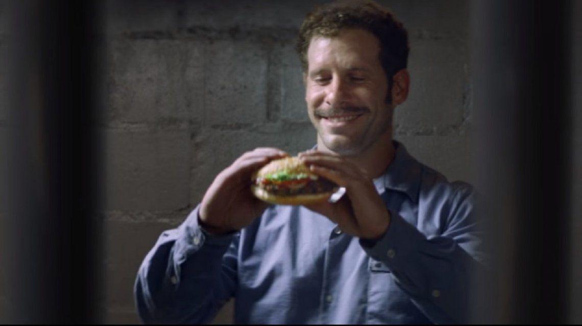 Polémica publicidad de la última comida de un condenado a muerte