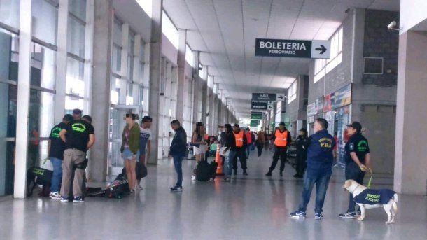 <div>Controles anti droga en Mar del Plata</div><div><br></div>