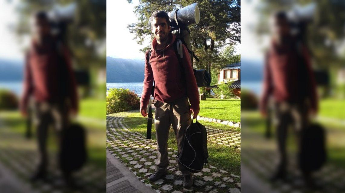 El último rastro de Joaquín es del 6 de enero mientras estaba en Laguna Ilón.