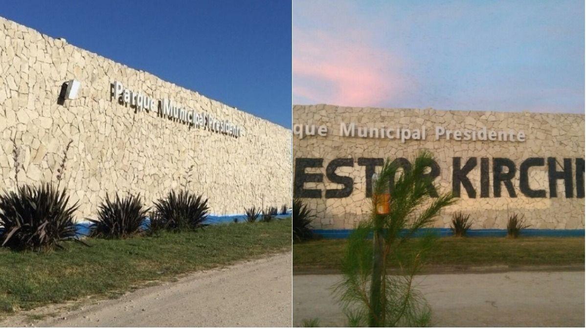 Parque Municipal Kirchner de Mar Chiquita