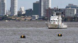 Prefectura Naval busca a Pablo Zárate, quien desapareció el sábado en el río Paraná