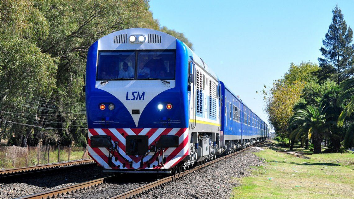Ferrocarril San Martín