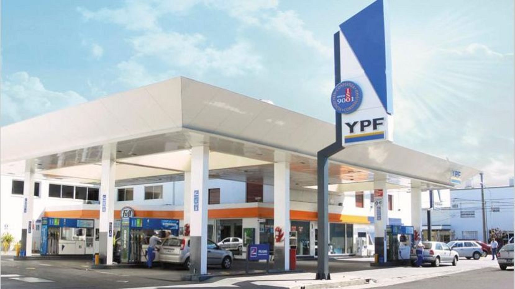 YPF cambia el sistema de precios.
