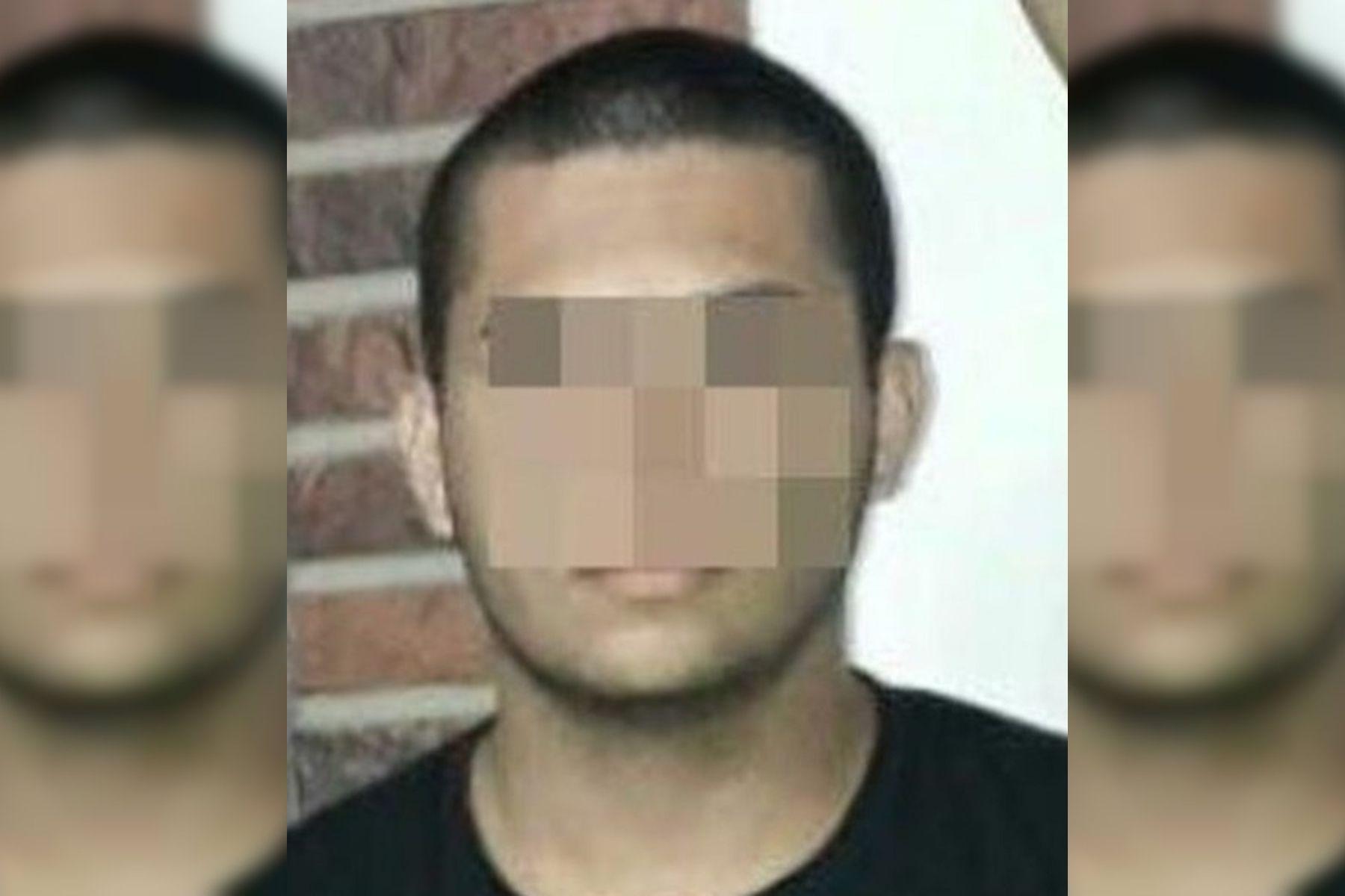 El sospechoso tiene 18 años.