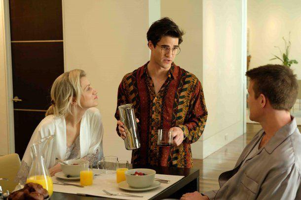 Darren Criss es Andrew Cunanan en Versace American Crime Story