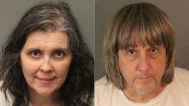 Louise Anna Turpin (49) y David Allen Turpin (57 años)