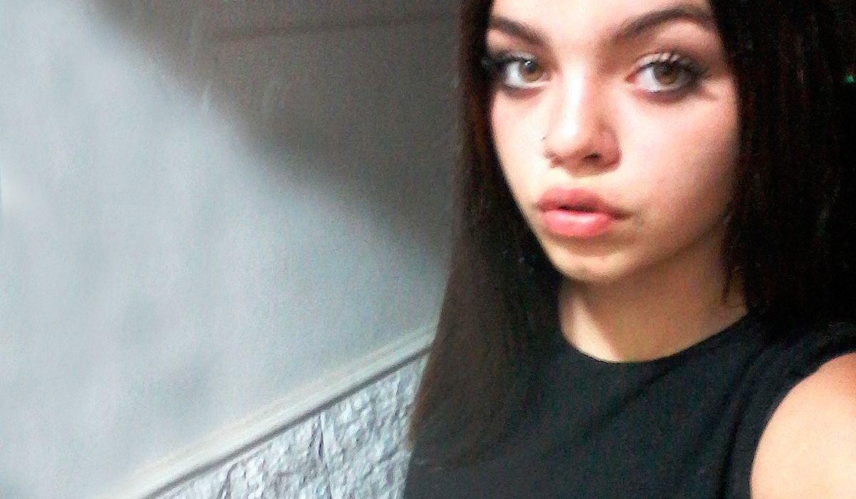Luciana Tremul hoy tiene 18 años