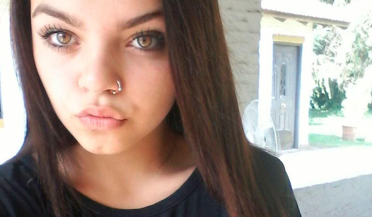Luciana tenía 15 años cuando fue abusada