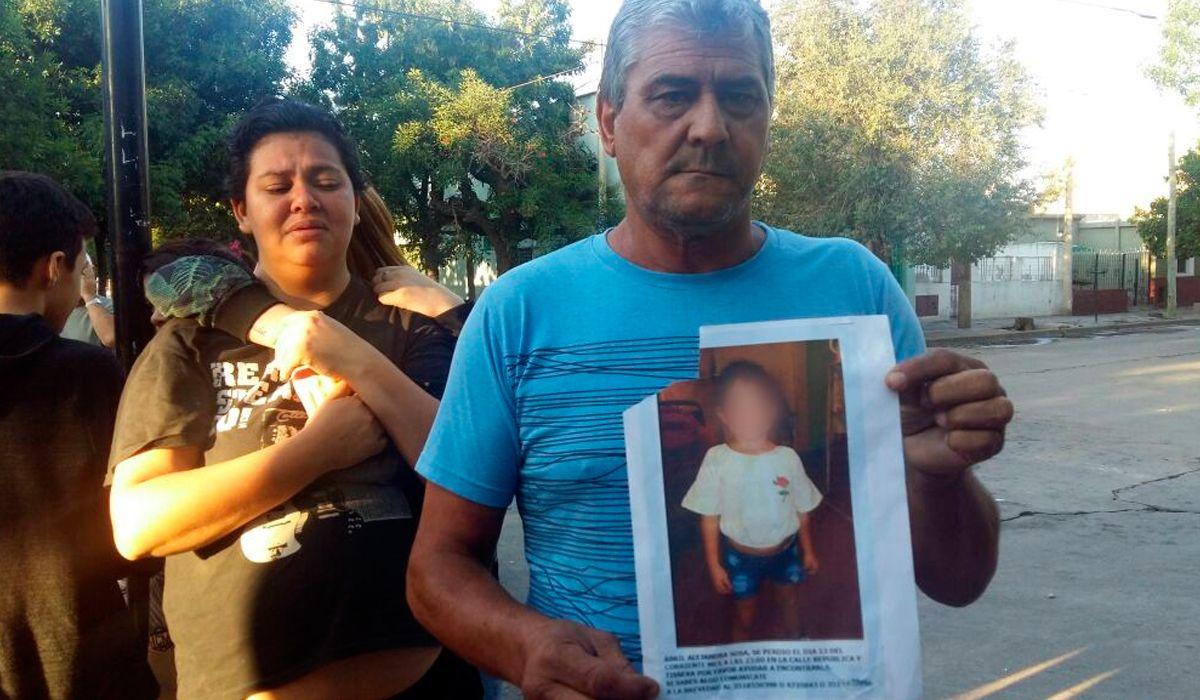 Buscaban drogas en vez de a mi hija: la bronca de la mamá de Abril Sosa