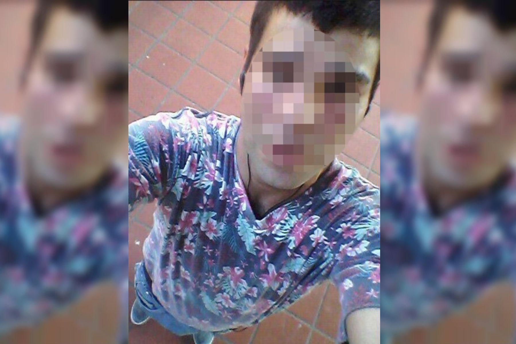 Diego Ludueña tiene 35 años y es vecino de la familia Sosa.