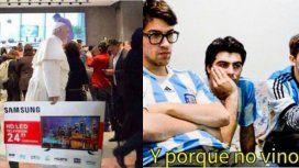 Los mejores memes de la visita de Francisco a Chile