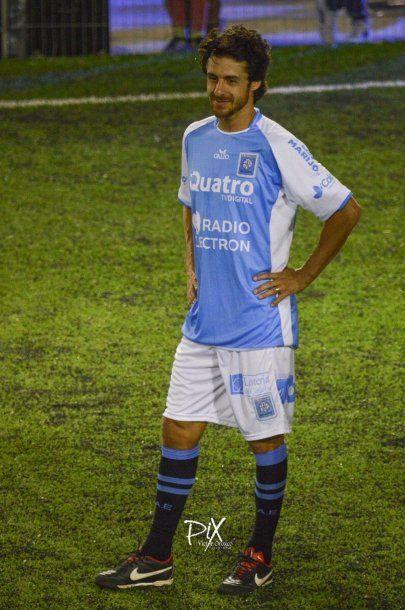 Pablo Aimar en Estudiantes de Río Cuarto<br>
