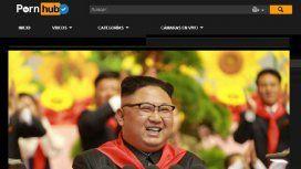 PornHub fue furor después del falso alerta de misiles de Corea del Norte