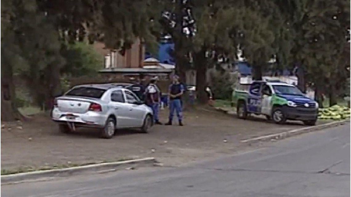 Desalojo en Quilmes en terrenos de frigorífico Penta