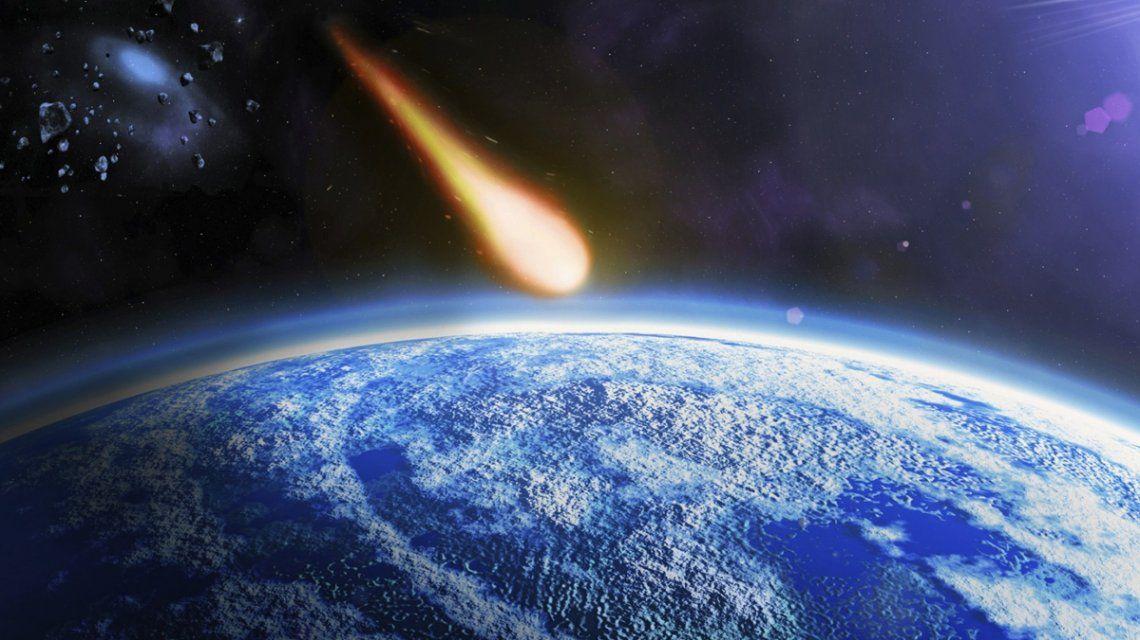 El asteroide Apofis impactaría sobre la Tierra en 2068