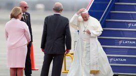 Un fuerte sismo se sintió en Lima mientras el Papa visita Perú