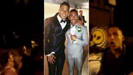 VIDEO: Fernando Tobio golpeó e insultó a una mujer a la salida de un boliche