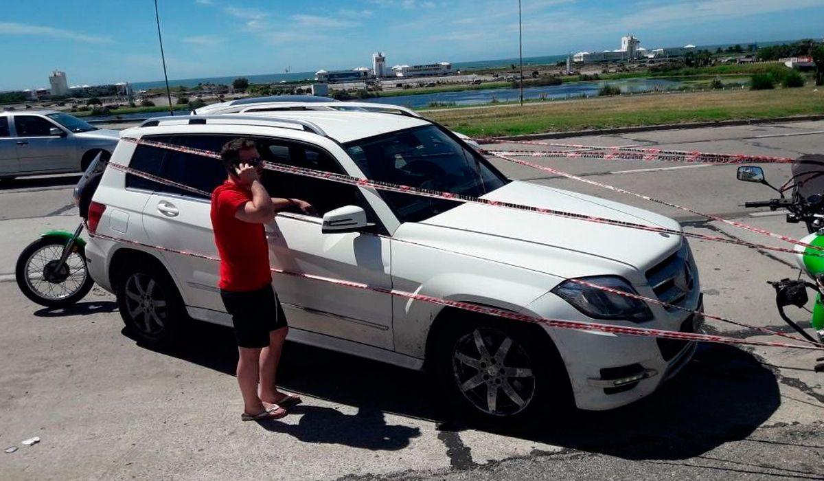 Borracho, un piloto de TC se atrincheró en el auto y se negó a un control de alcoholemia