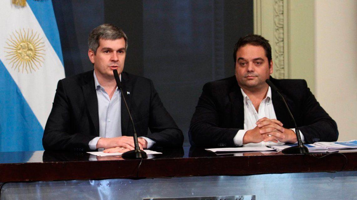 Peña salió a bancar a Triaca: Creemos que no es algo que deba costarle el cargo