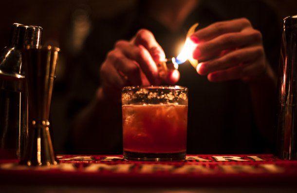 El Negroni de la casa no se parece al de ningún otro bar