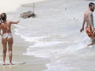 Anto Roccuzzo, una bomba en bikini