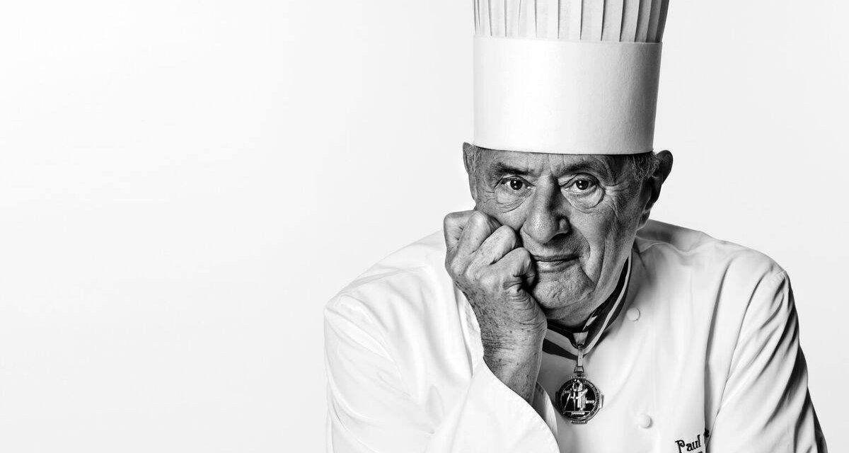 Bocuse tenía 91 años