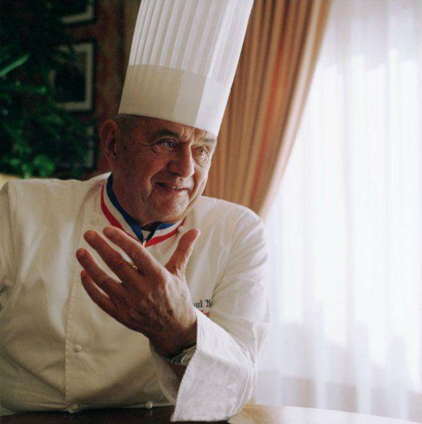 Bocuse, en 2007
