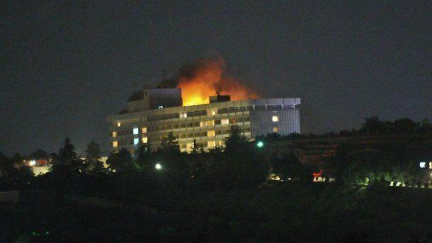 La misma sede del Intercontinental había sido atacada por grupos extremistas en 2011
