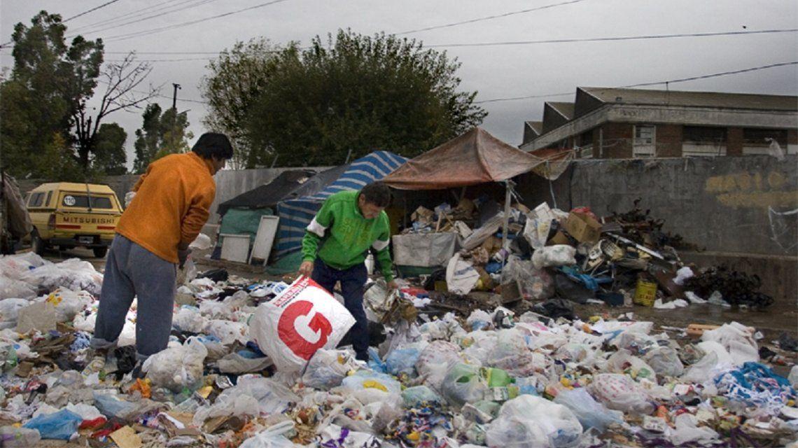 Alarma en el Conurbano: dos millones y medios de personas viven cerca de un basural