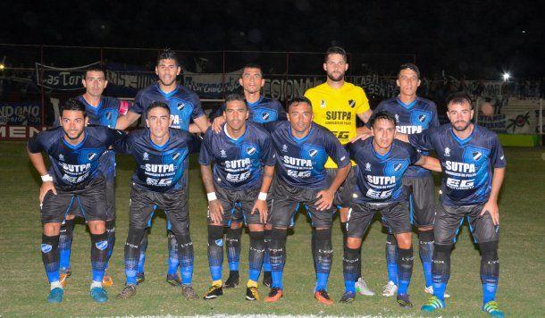 La última formación de Alvarado de Mar del Plata ante Rivadavia de Lincoln por Copa Argentina<br>