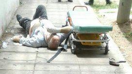 Murió el hombre que fue baleado en un supermercado de Quilmes
