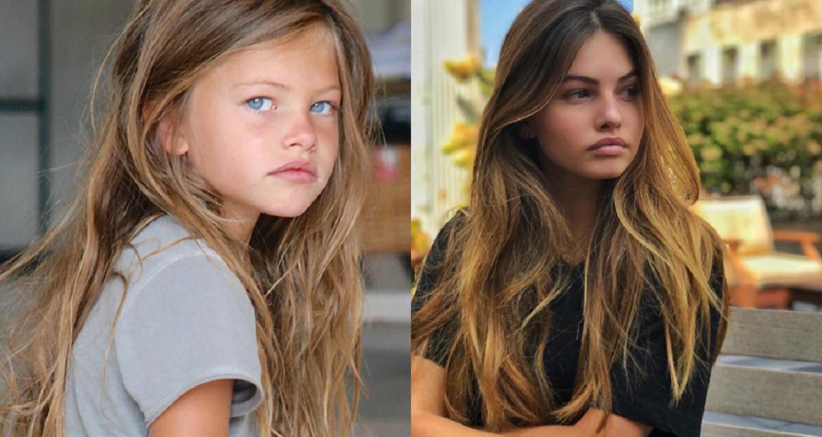 Ya creció: el antes y el después de la nena más linda del mundo