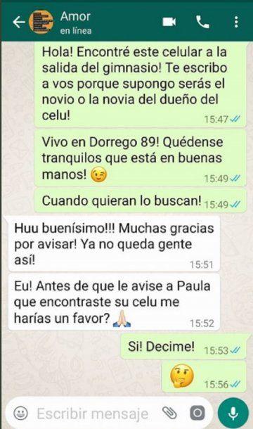 La Divertida Conversacion En Whatsapp Entre Un Novio Celoso Y Quien