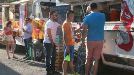 Finalmente empezarán a funcionar los primeros food trucks en Palermo