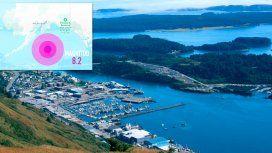 Alerta de tsunami en la Costa Oeste de Estados Unidos por un sismo en Alaska