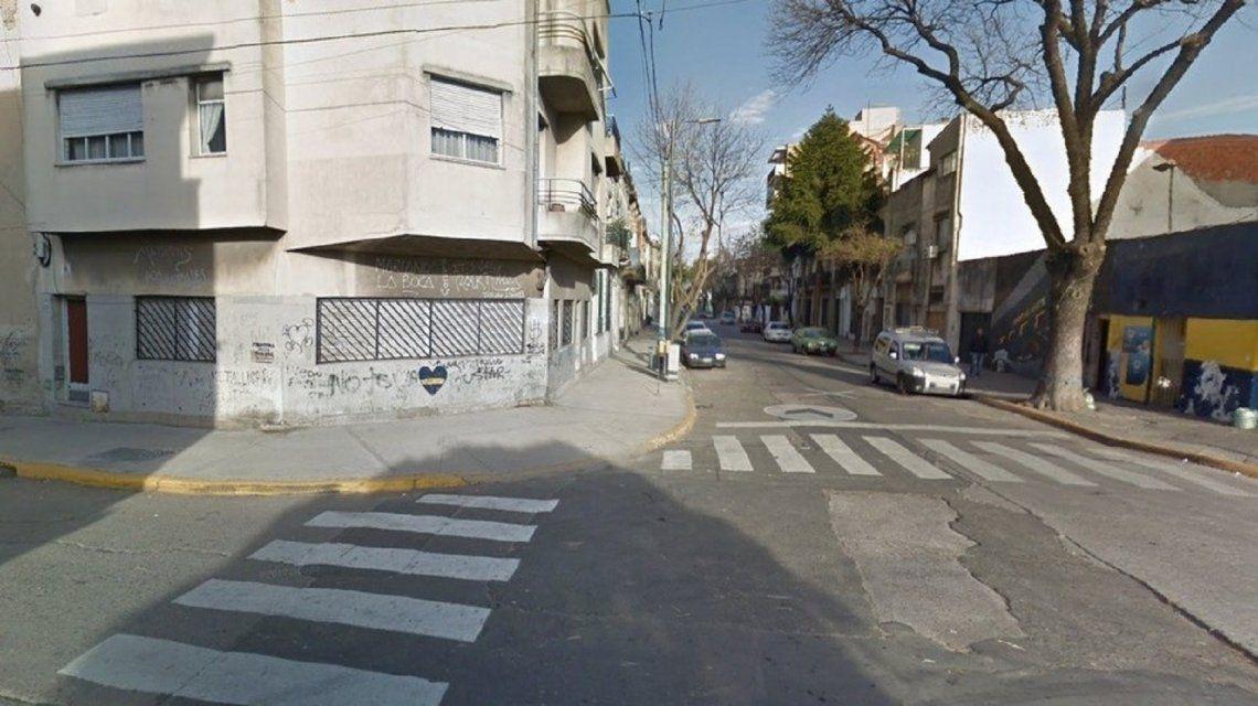 Los dos turistas españoles fueron asaltados en Villafañe y Palos.