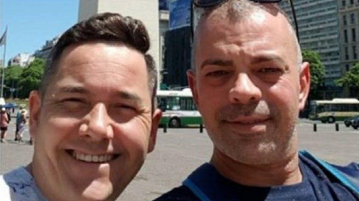 Gabriel Fernández Pérez y Jordi Ríos