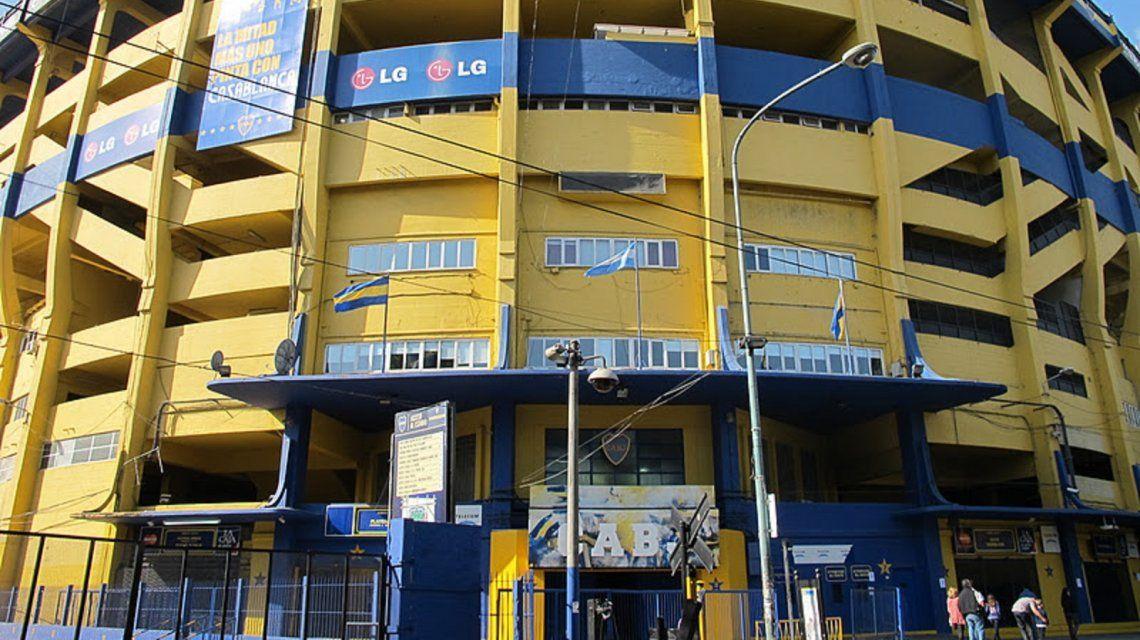 Superclásico: así recibió Boca al plantel de River en la Bombonera